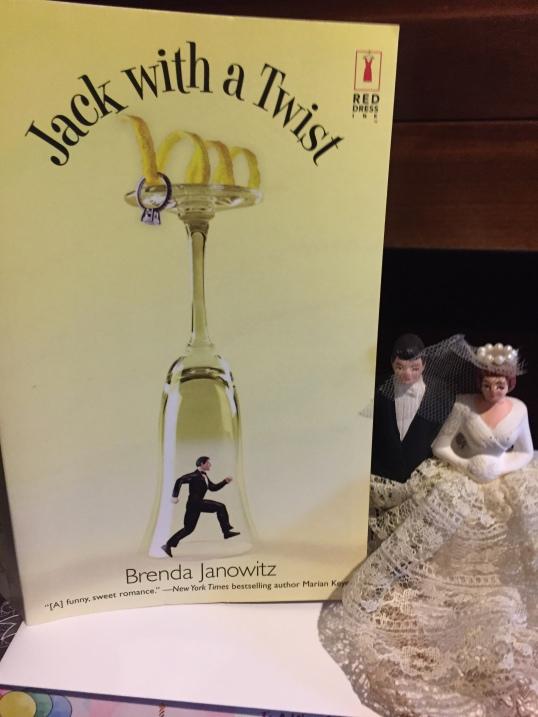 Jack with a Twist by Brenda Janowitz