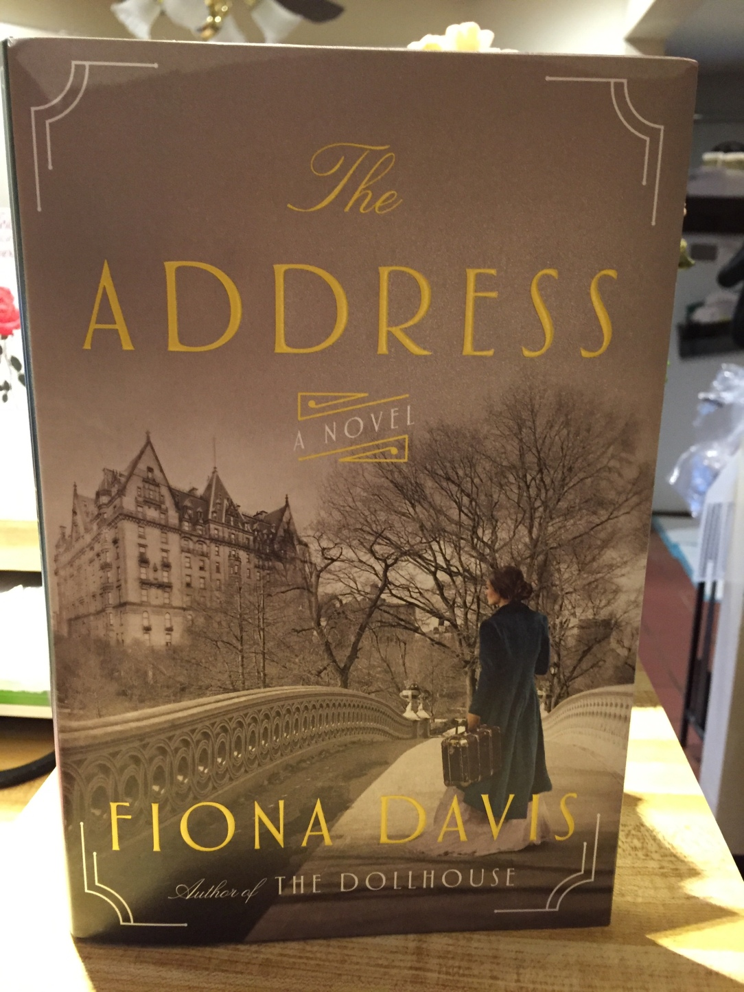 <i>The Address</i> by Fiona Davis