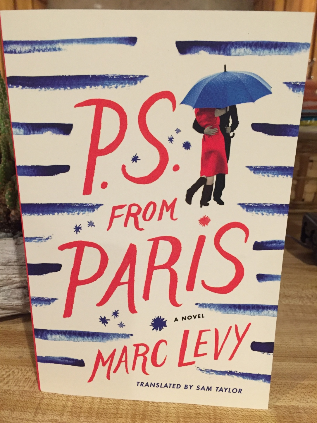 Image result for P.S from paris book images