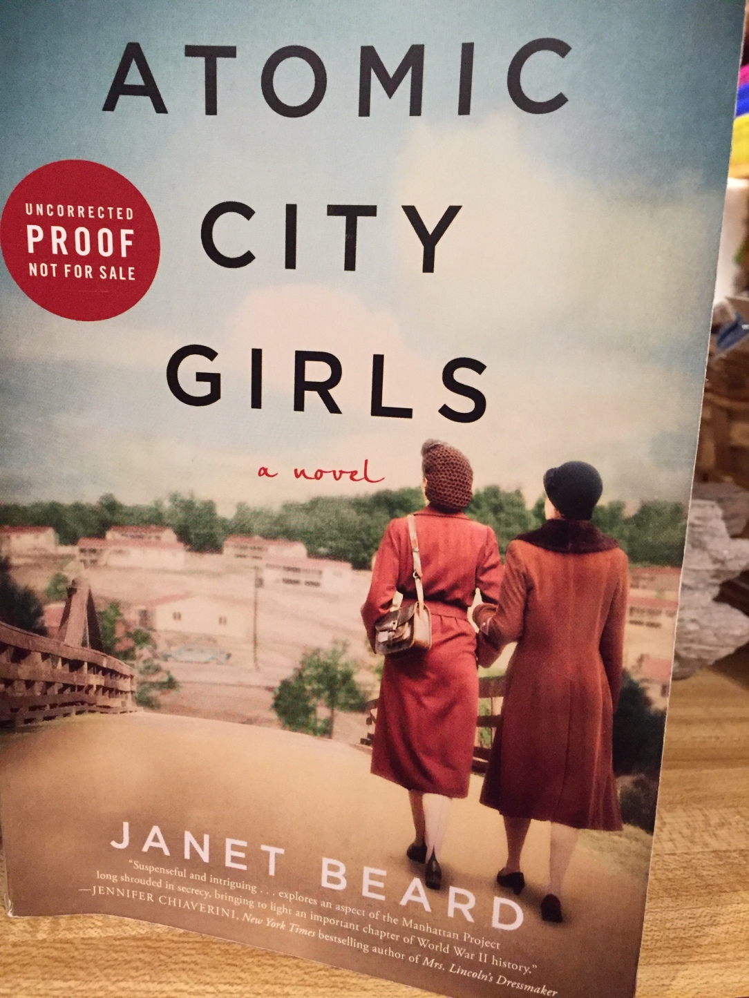 "My Review of ""The Atomic City Girls"" by Janet Beard – Linda s Book ... bf8113d44244"