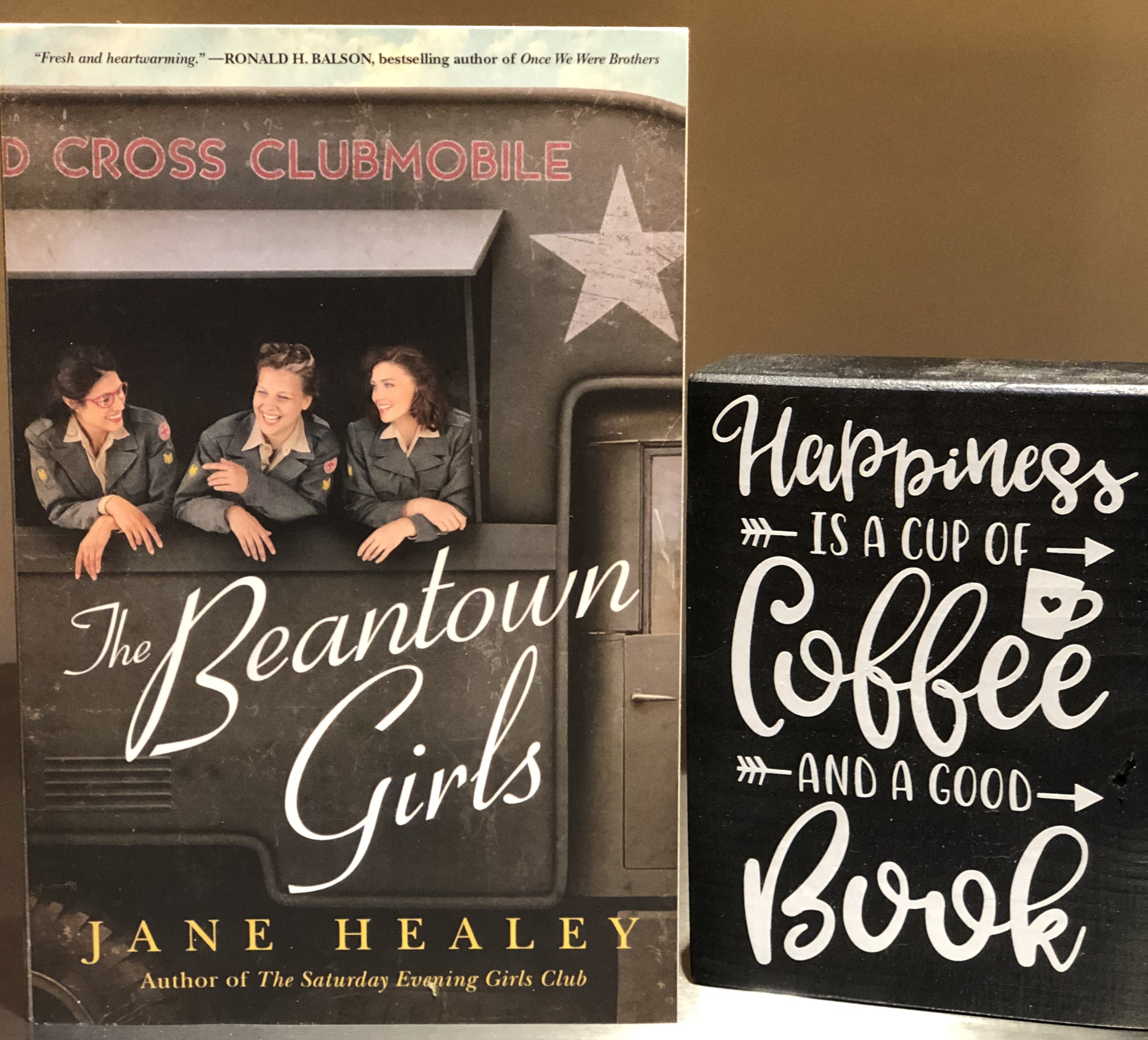 "Linda's Book Obsession Reviews ""The Beantown Girls"" by Jane"