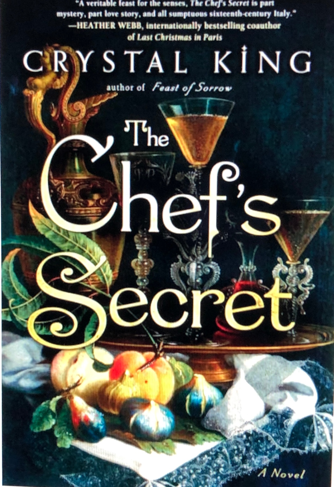 Last Christmas In Paris Book.Linda S Book Obsession Reviews The Chef S Secret By