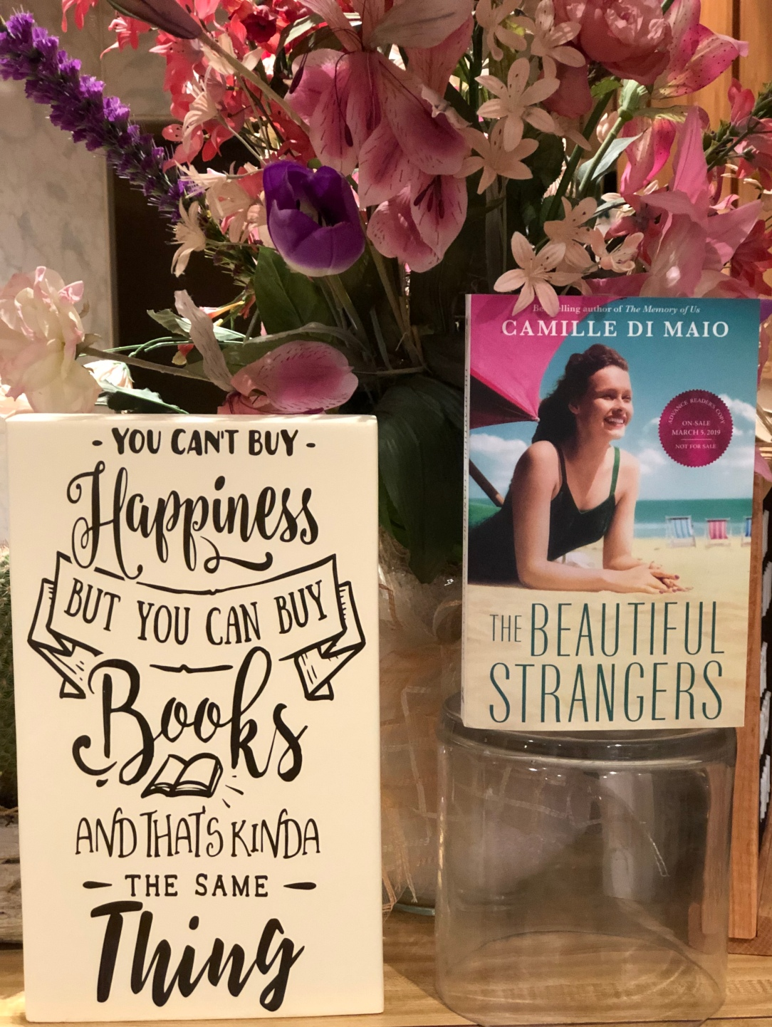 "Linda's Book Obsession Reviews ""The Beautiful Strangers"" by"